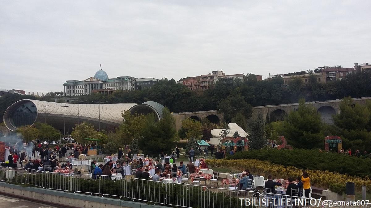 Парк Рике (Тбилисоба)