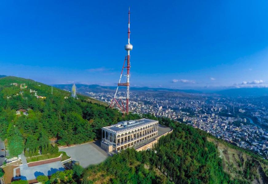 Фуникулер ресторан Тбилиси