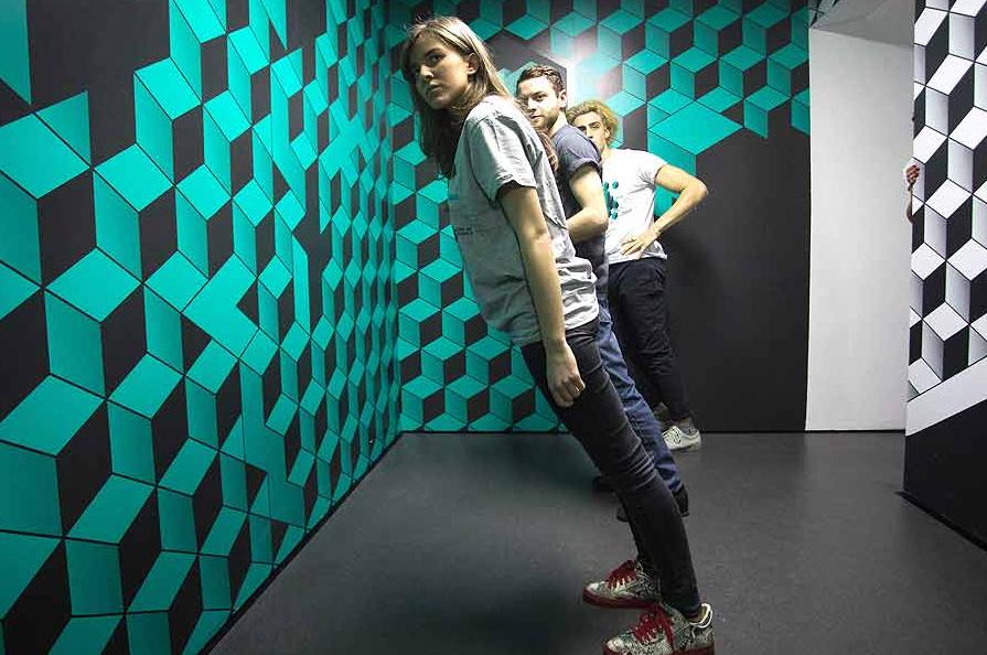 Интересные музеи Тбилиси - музей иллюзий