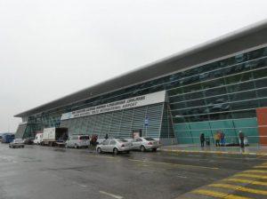 Как доехать из аэропорта Тбилиси в центр