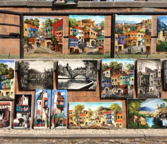 Что привезти из Грузии - сувениры из Тбилиси