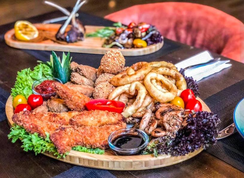 Лучшие рестораны Тбилиси - Биэрнест