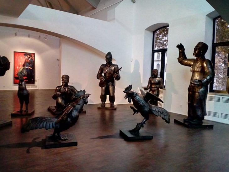 Музей Церетели в Тбилиси