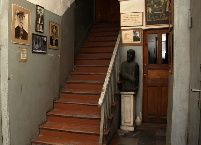 Музей Пиросмани в Тбилиси