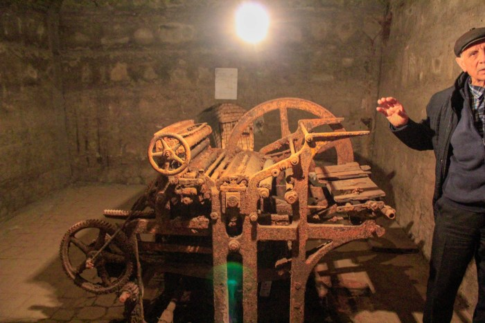 Музей Сталина Тбилиси