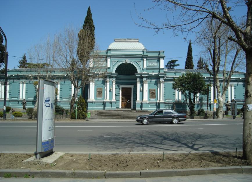 Национальная галерея Тбилиси