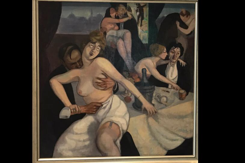 Национальная картинная галерея Грузии
