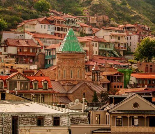 Отдых в Тбилиси в мае