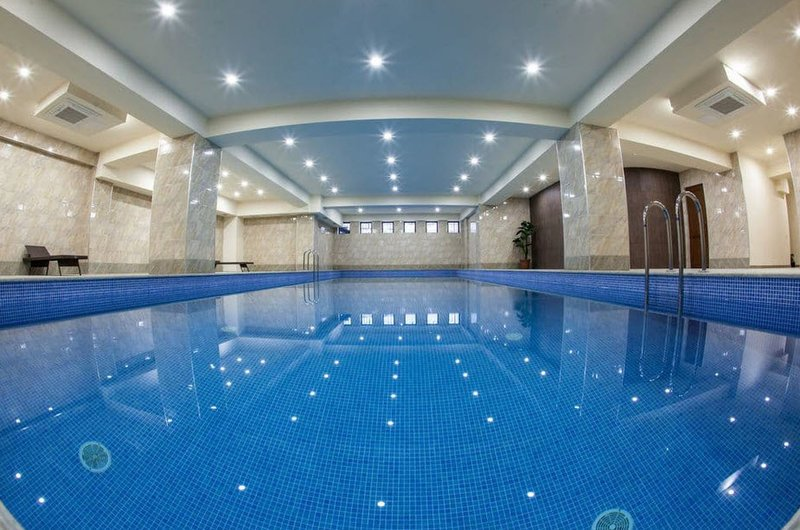 Отели с бассейном в Тбилиси - Астория