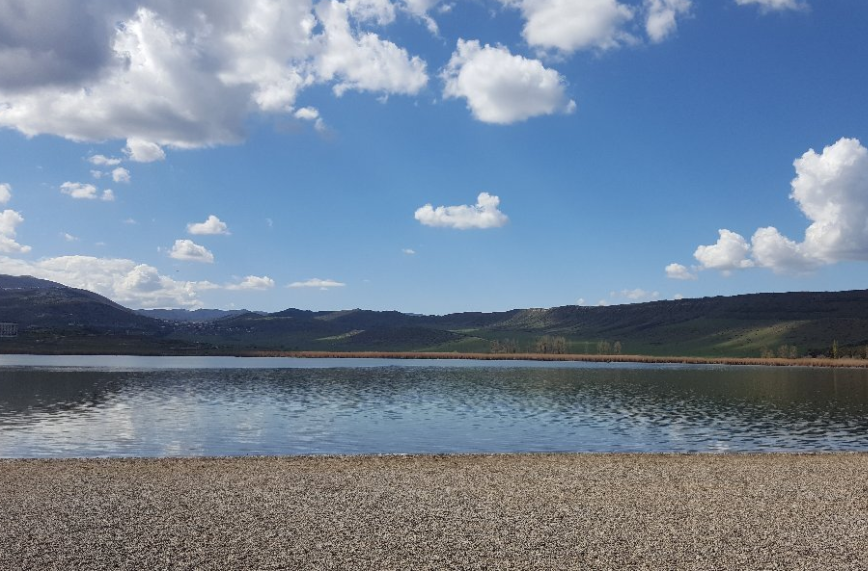 Озеро Лиси - пляжи Тбилиси