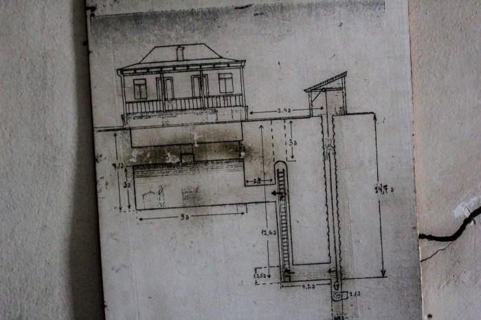 Подпольная типография - музей Сталина Тбилиси