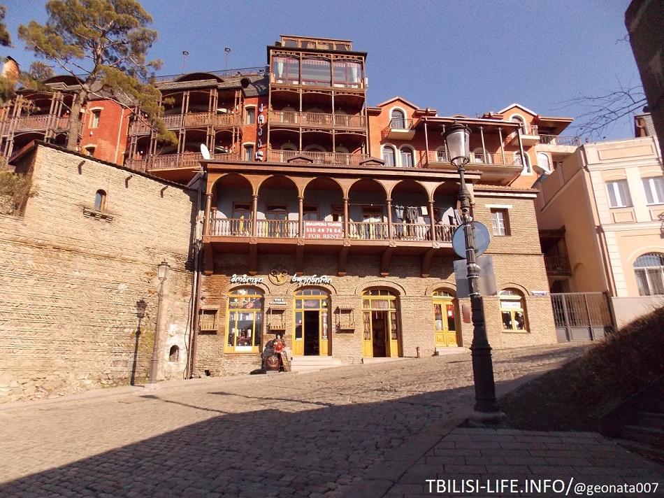 Районы Тбилиси - Где жить в Тбилиси