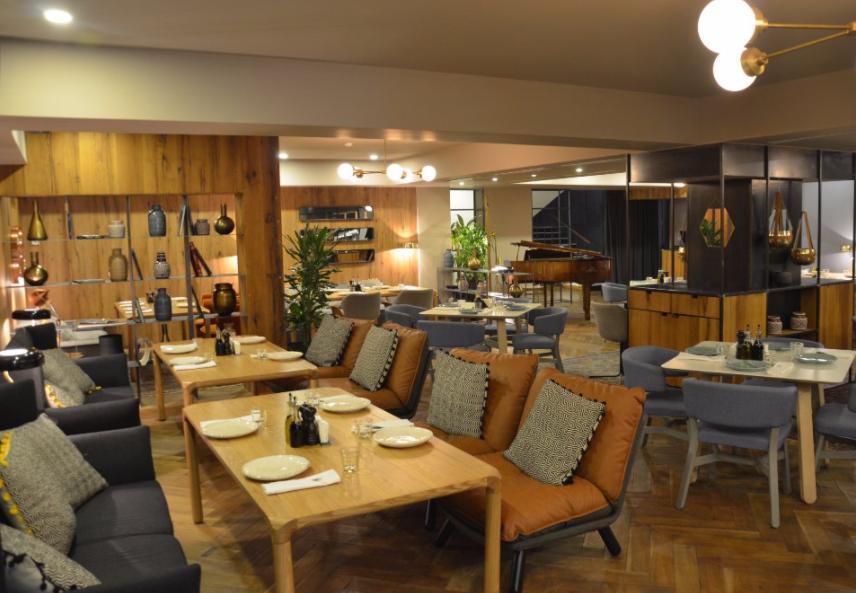 Ресторан Melograno в Тбилиси