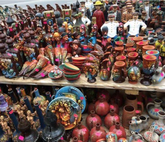Рынки Тбилиси
