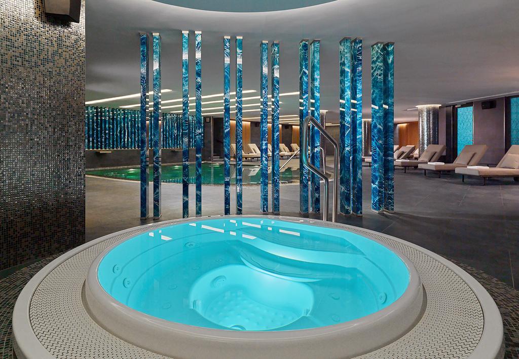 Отель в Тбилиси с бассейном - Sheraton Metehi Palace