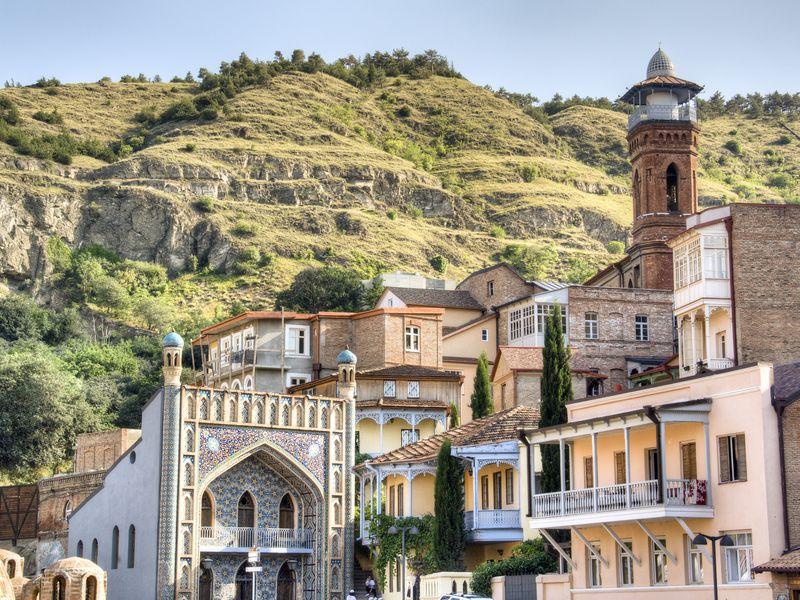 Что посмотреть в Тбилиси в мае