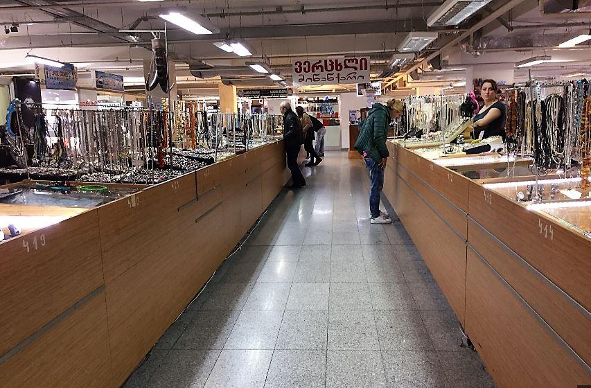 Золотая биржа Тбилиси