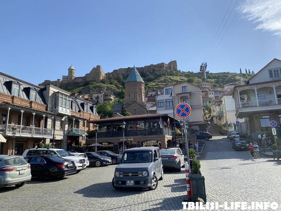Площадь Мейдан Тбилиси