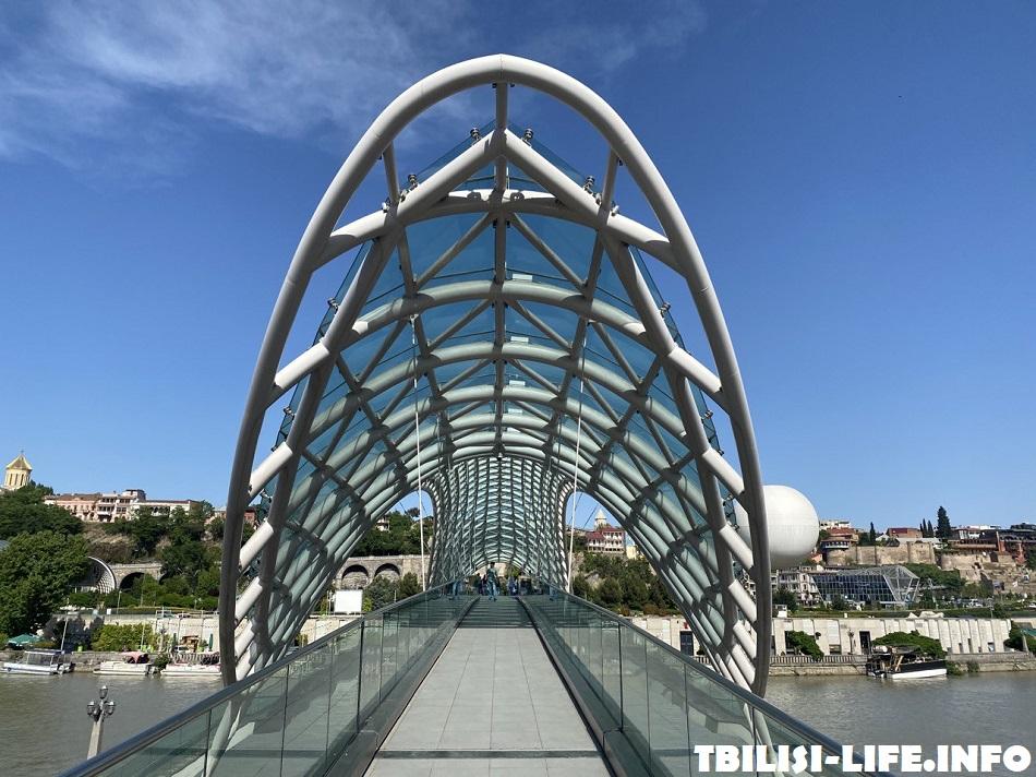 Тбилиси в июле