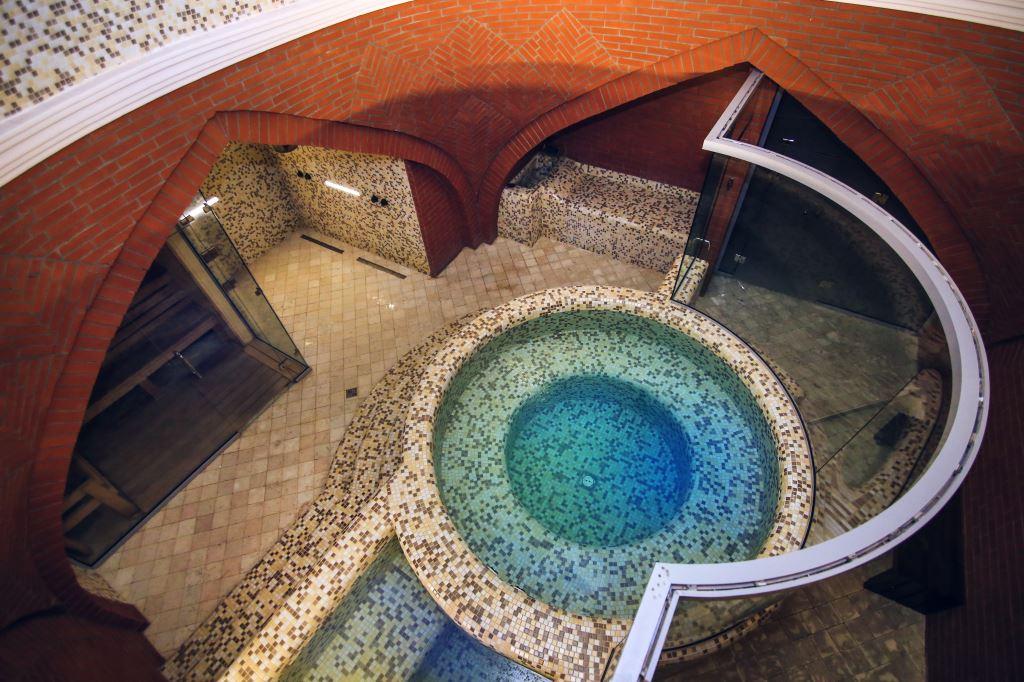 Орбелиановская баня