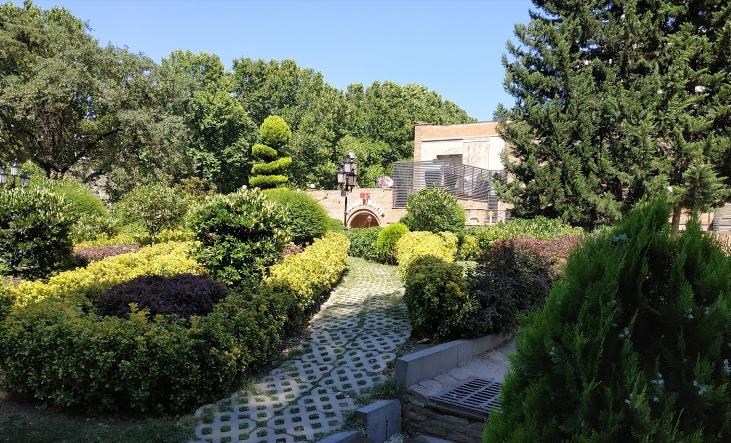 Серная баня 5 в Тбилиси