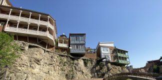 Старый Тбилиси фото