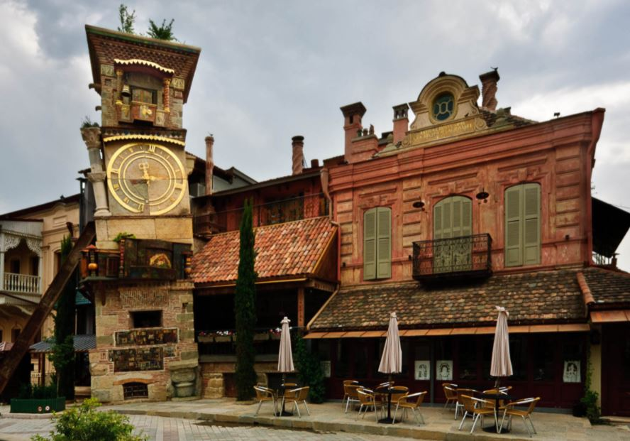 Театр марионеток Тбилиси