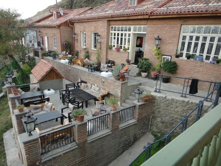 144 Stairs Cafe Тбилиси