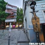 Тбилиси в октябре