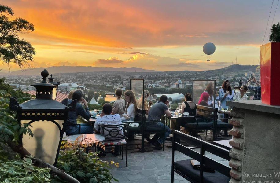 Лучшие кафе Тбилиси с красивым видом