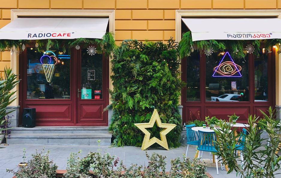 Радио кафе Тбилиси