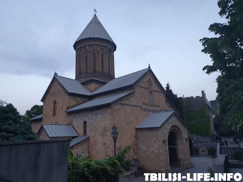 Собор Сиони Тбилиси