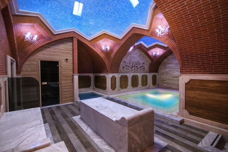 Орбелиановская баня Тбилиси