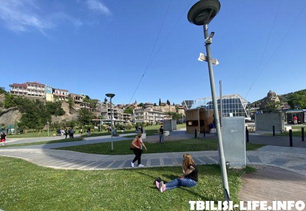 Рике в Тбилиси