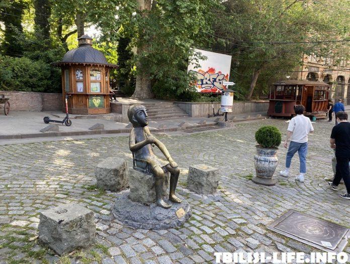 Тбилиси летом